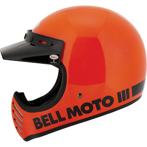 Bell Moto 3 >> Bell Moto 3 Flo Orange