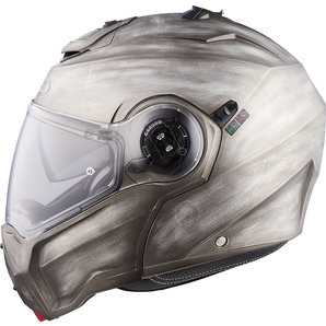 Droid Iron Flip-Up Helmet