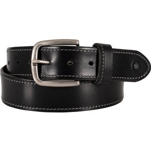 Detlev Louis Leather Belt DL-AC1 Black