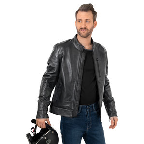 DL-JM-1 Leather Jacket