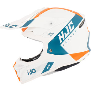I50 Erased Motocross Helmet