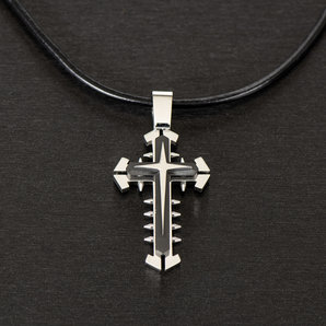 "Necklace ""Cross"""