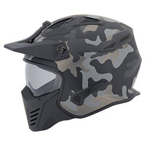 Battle-X casque jet
