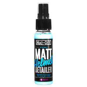 Matt Finish Helmet Detailer