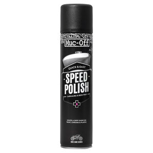 Motorcycle Speed Polish,
