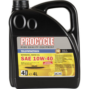 Engine Oil 10W-40 4 litres