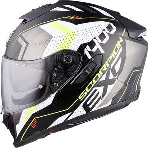 buy scorpion exo 1400 air trika full face helmet louis motorcycle leisure. Black Bedroom Furniture Sets. Home Design Ideas