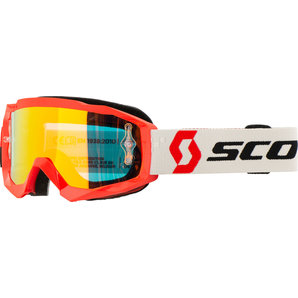 Hustle X MX Motocross Goggle