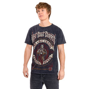 West Coast Choppers The Chapel T-shirt