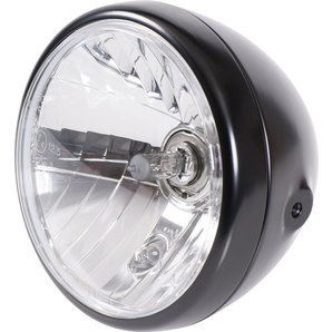 Headlight black