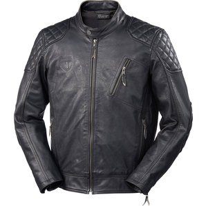 buy highway 1 walker leather jacket louis moto. Black Bedroom Furniture Sets. Home Design Ideas