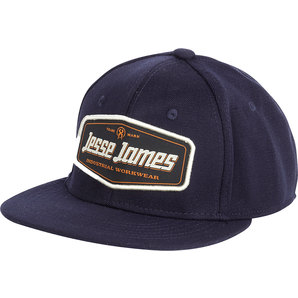 JESSE JAMES LOGO BONNET