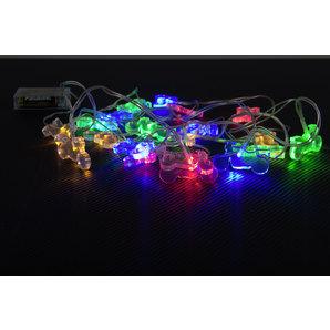 MOTORRAD LED-LICHTERKETTE