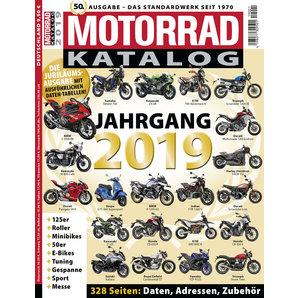 Motorrad catalogue 2019 (Zeitschrift) Only In German