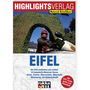 Travel Guide Eifel