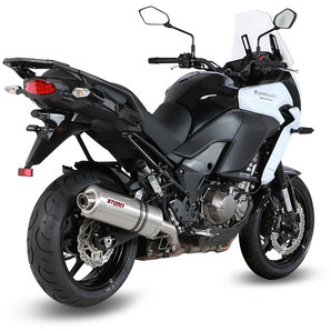 e853310427416 Acheter Silencieux Oval Storm En acier Inoxydable   Louis motos et ...