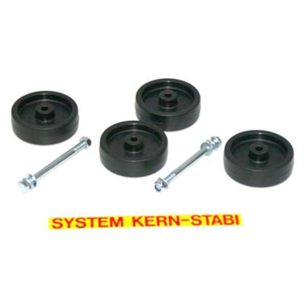 KERN-STABI SET ROTELLE P.