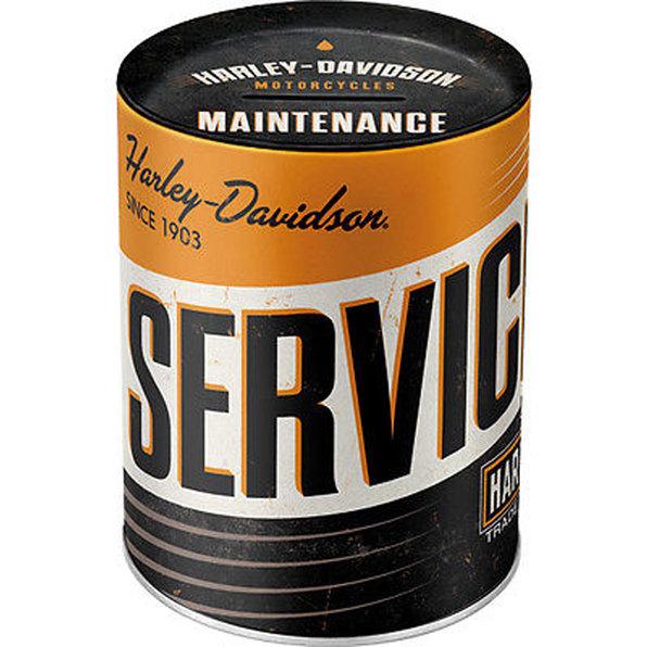 SPARDOSE H-D *SERVICE*