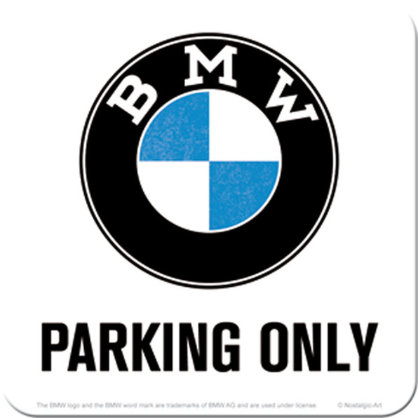 UNTERSETZER BMW *PARKING