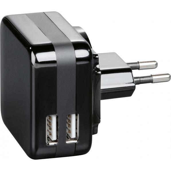 HAMA DUO-USB LADEGERAET