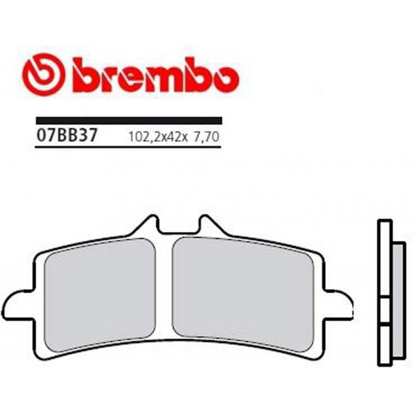 BREMBO BREMSBELAG SINTER