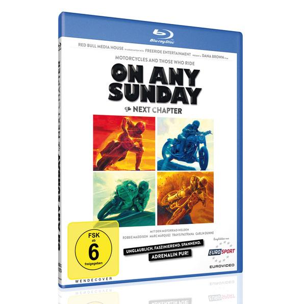 ON ANY SUNDAY - THE NEXT