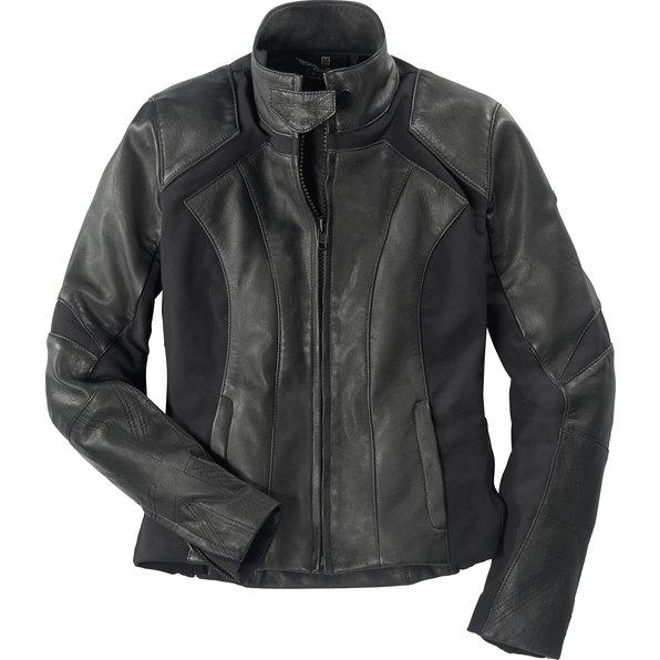 donna pelle Cafe giacca Louis Brittany Racer in Compra Moto dfYtt