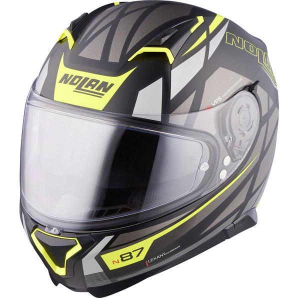 Buy Nolan N87 Originality n-com Full-Face Helmet | Louis
