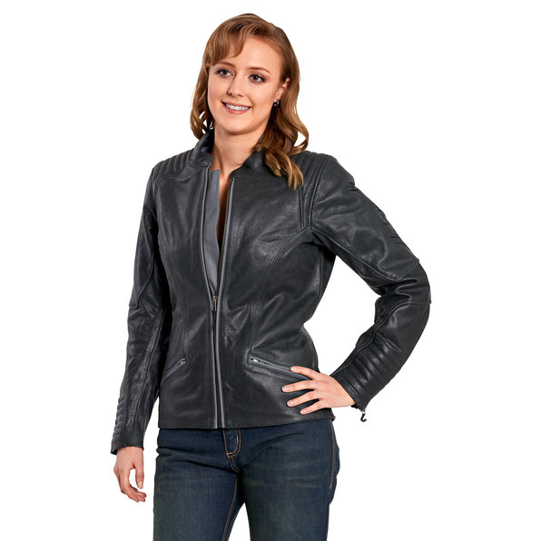 the latest b97de 43fe6 Highway 1 Sydney IV Damen Lederjacke kaufen | Louis Motorrad ...