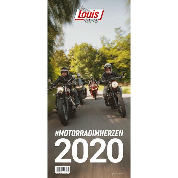 LOUIS CALENDAR 2020
