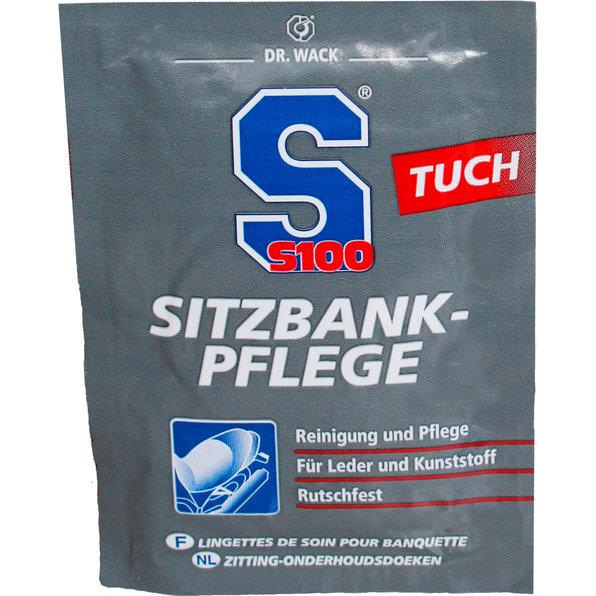 S100 SITZBANK-PFLEGE