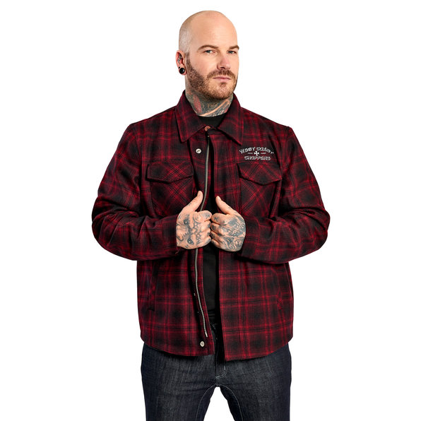 WCC JACKE QUILTED GANG