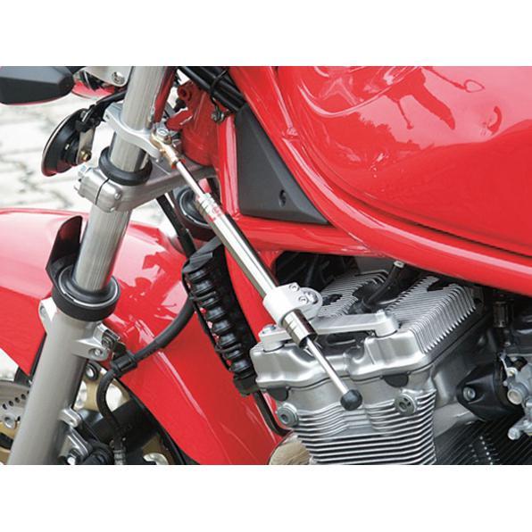 Рулевой демпфер на мотоцикл своими руками 4