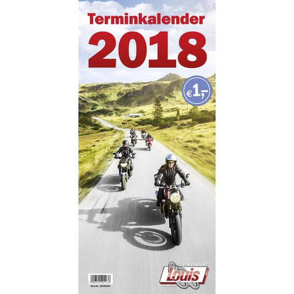 LOUIS TERMINKALENDER 2018