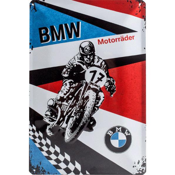 BLECHSCHILD *BMW MOTORRÄD