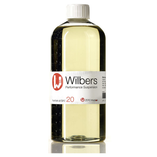 WILBERS FORK OIL