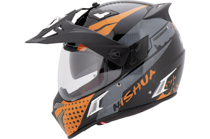 Buy Nishua Enduro Carbon Enduro Helmet Louis Motorcycle Leisure