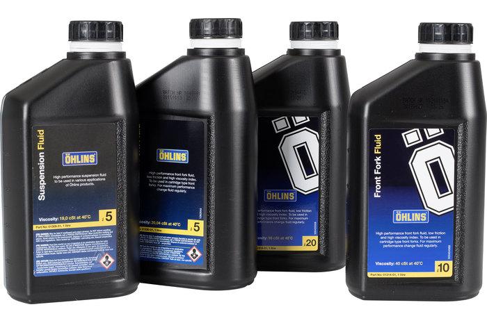 Öhlins fully synthetic fork oil