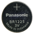 BATTERY BR1225 LITHIUM 3V BUTTON CELL, PIECE