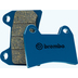 BREMBO BRAKEPADS ORGANIC WITH ABE