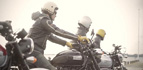 Out Riding � Bikers on Tour