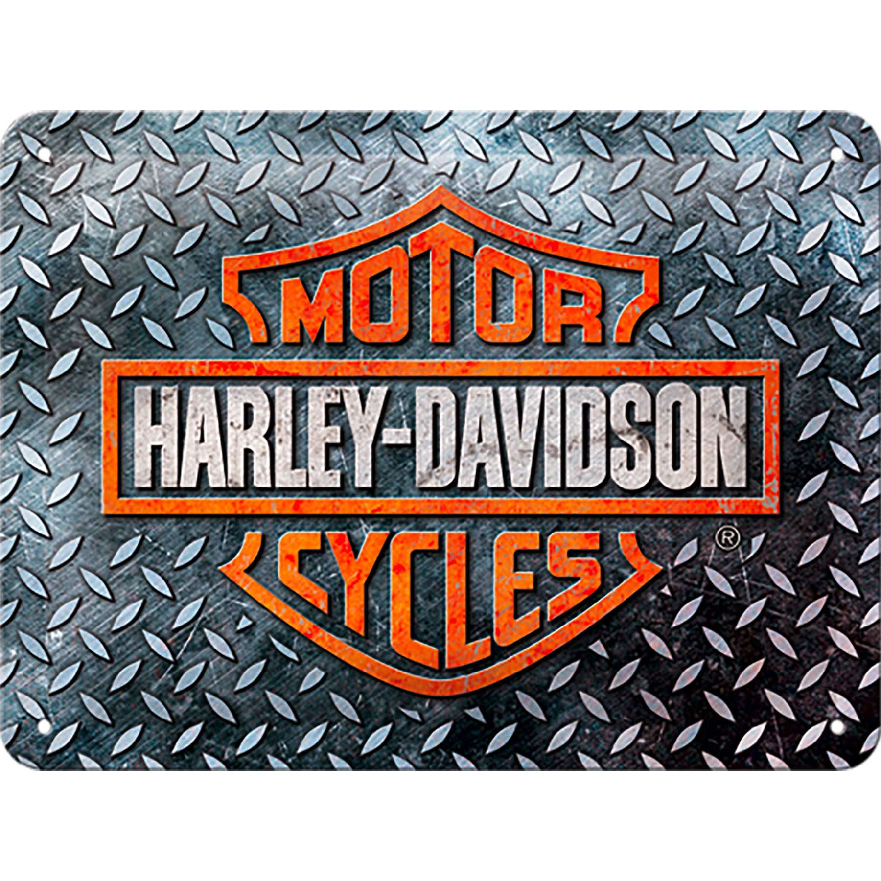"Harley Davidson /""Europe/"" Tin sign new"