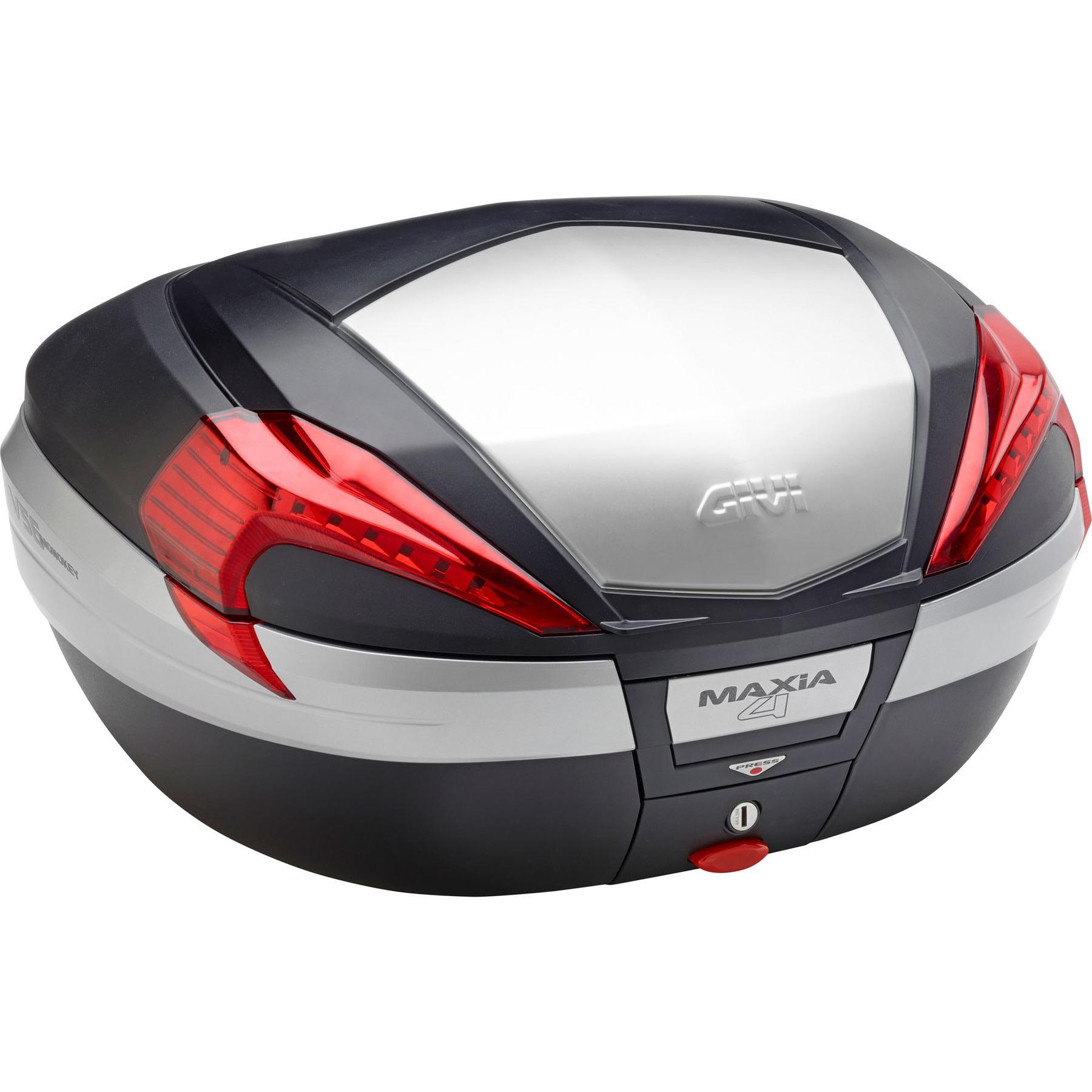Givi V56NN Maxia 4 Top-case pour moto et scooter 56 L