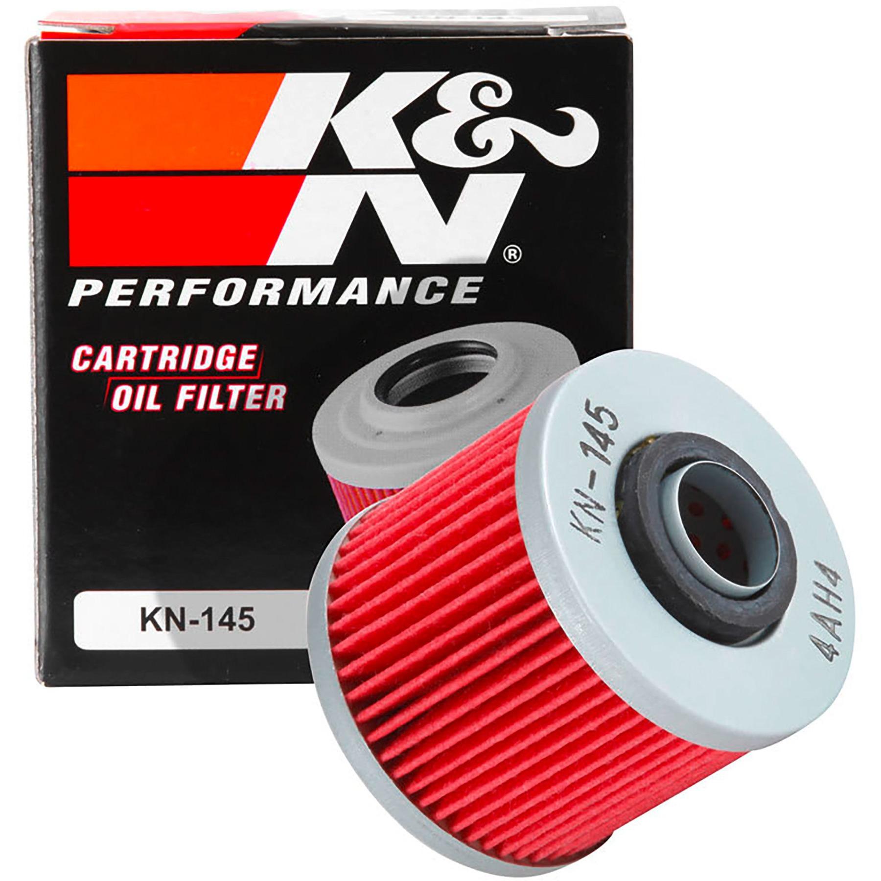 K/&N Kn-155 Filtro Dellolio Moto