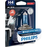 PHILIPS CRYSTALVISION H4 ULTRA MOTO 60/55W