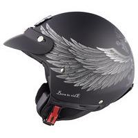 NEXX SX. 60 EAGLE RIDER MIS. XL NERO OPACO