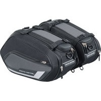 MOTO-DETAIL SADDLEBAGS 24 L - EXPANDABLE