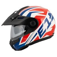 SCHUBERTH E1       GR.57 TUAREG RED