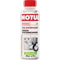 MOTUL FUEL SYSTEM CLEANER, 200 ML