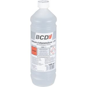 Battery Acid, 1 Litre
